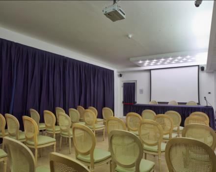 Meeting room. Book your meeting at the Hotel Acqua Novella in Spotorno!