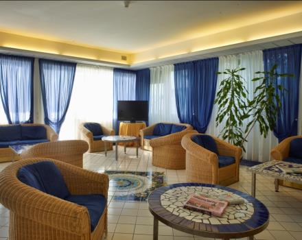 Hall of Best Western Hotel Acqua Novella Spotorno