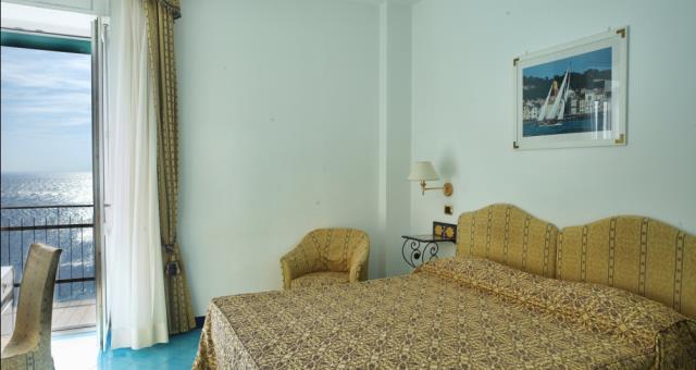Double room sea view equipped with every comfort. free wi-fi